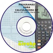 COLETÂNEA DE PROGRAMAS PARA CALCULADORA HP